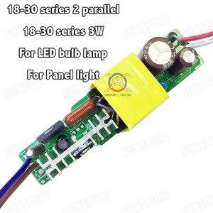 Image 5 - Controlador LED de AC85 277V de corriente constante, aislamiento de alta PFC, 60W, 18 30x3W, 600mA, DC54 100V, Envío Gratis