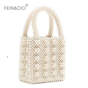 715ce26bd 2019 Bolsas de paja Bohemia para mujer bolsos de playa de gran capacidad  bolso de ratán Vintage de verano hecho a mano Bolsas de viaje