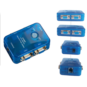 Image 5 - MT VIKI VGA Splitter Switch Selector Connector Support 2 In 2 Out 1920*1440 High Resolution HD vag sharer MT 202S