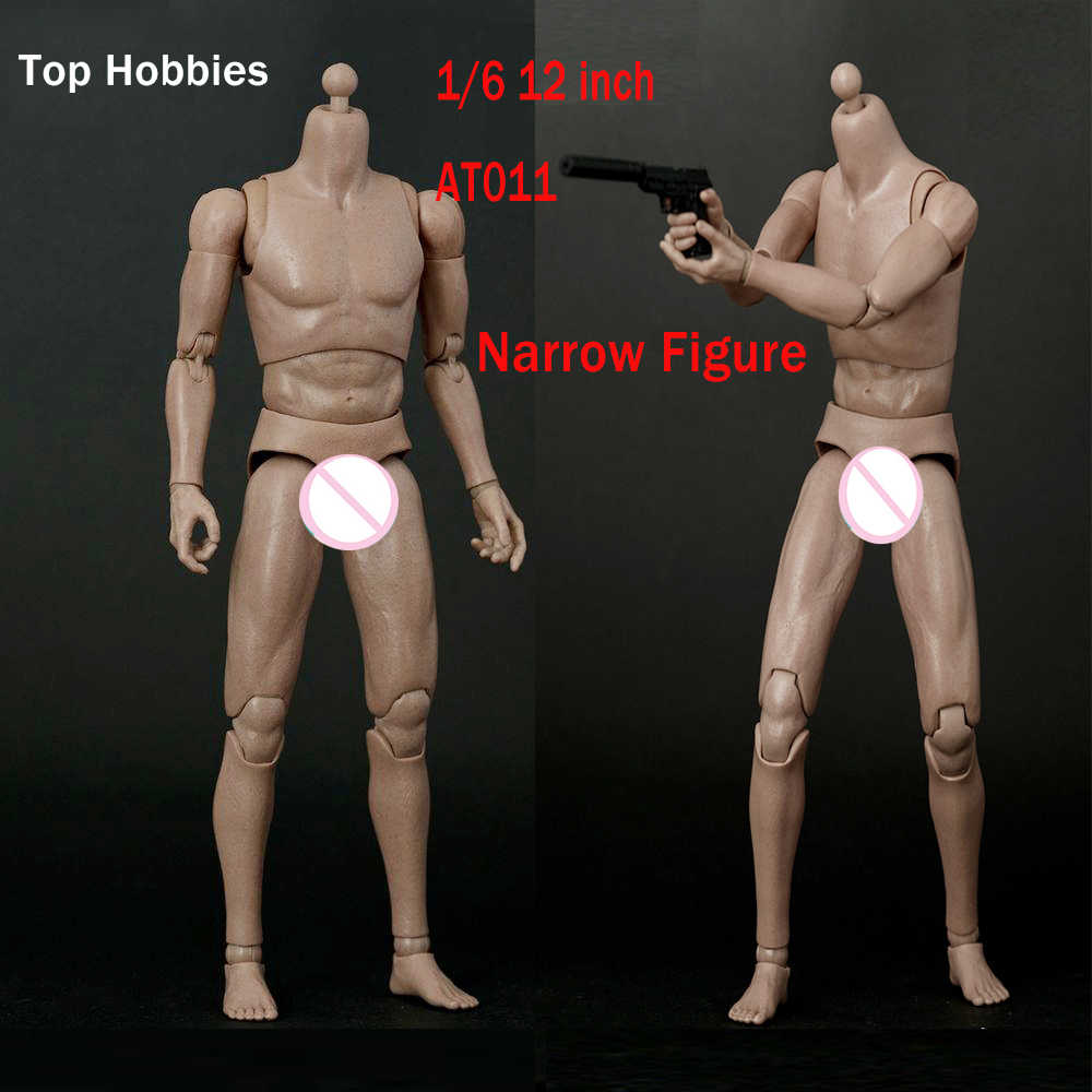 2 Pairs 1//6 Scale Male High Boot for 12/'/' Hot Toys Action Figure DID Body