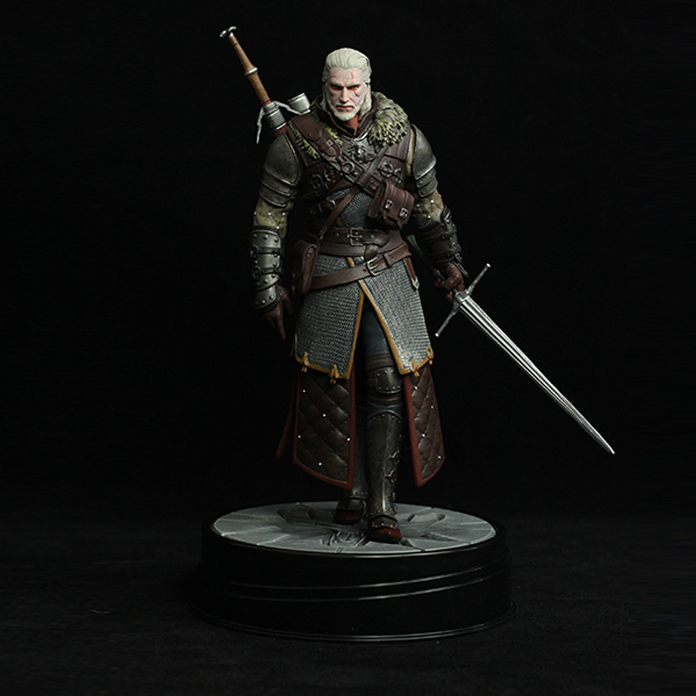 1/6 Dark Horse The Witcher 3 Geralt Figure Action Figure Collection toy free shipping