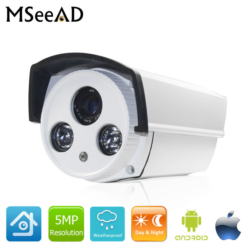 Audio Wireless 720P IP Camera HD Network P2P RTSP FTP Outdoor Security 4IR Night