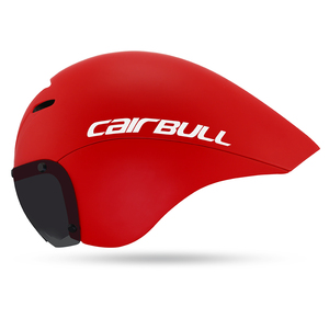 Image 5 - Cairbull Triathlon/Time ทดลอง TT Aero หมวกกันน็อค