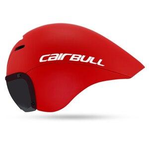 Image 5 - cairbull Triathlon/Time Trial TT Aero Helmet