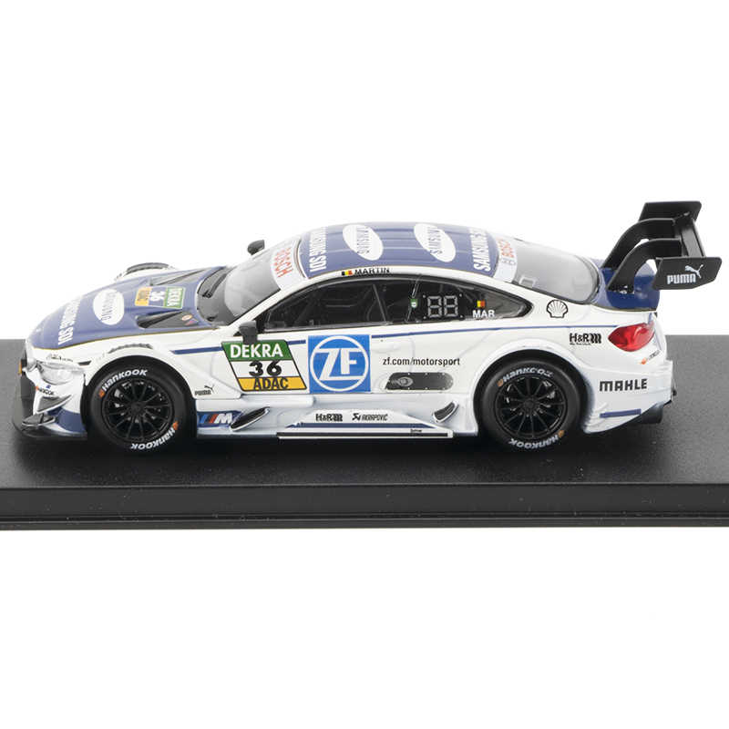 1 43 Olcekli M4 Dtm Yaris Baski Diecast Model Arabalar No 36