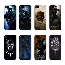 Black Panther Print iPhone Case Cover for iPhone 6 6S plus 7 7 PLUS 5s 5c 4s