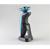 KM-58892 Lavável 3 in1 Recarregável Homens Barbeador Elétrico Triple Blade Barbear Lâminas De Barbear Elétrico Face Care 3D Flutuante com suporte