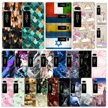 Phone Case for Meizu Pro 7 Plus M5C M5S M6 Note U10 U20 TPU Soft Back cover High quality Colorful Painted Factory direct(China)