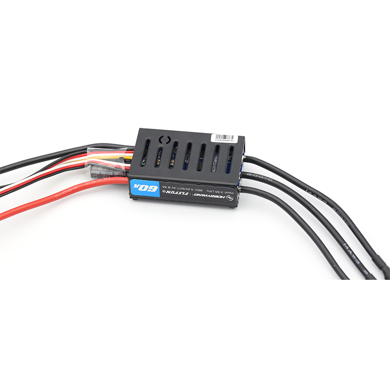 Hobbywing FlyFun V5 60A Speed Controller Brushless ESC 2 6S Lipo with DEO Function