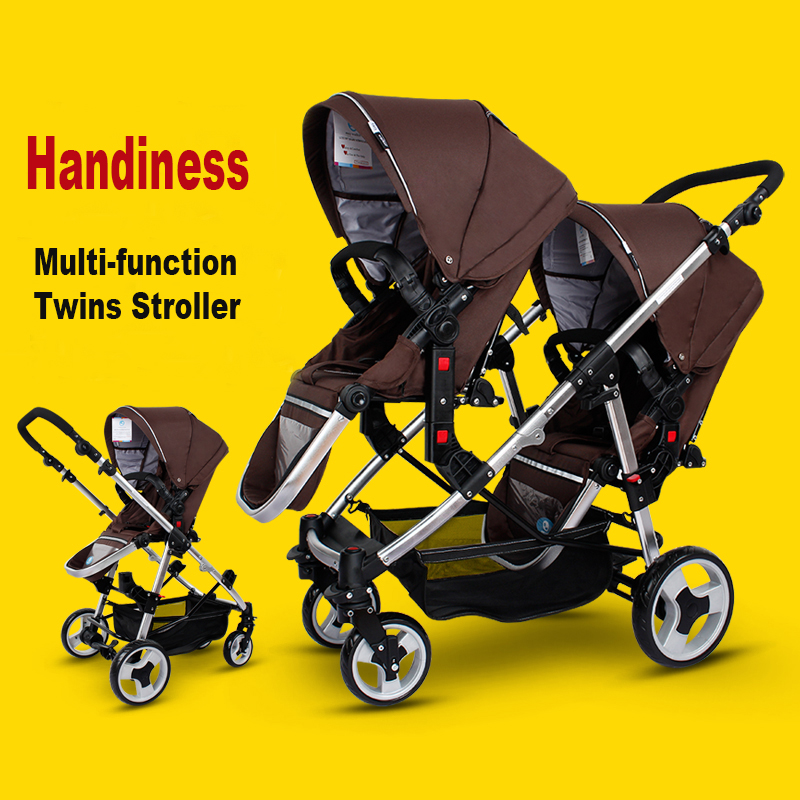 Folding Travel Stroller Essential Babies Twins Strollers Cars For Two Babies Kids Trolley China Pushchair Inflatable hot sell twins stroller folding travel stroller baby car for two babies trolley china push chair portable to use