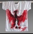 Free shipping New dragon age 3 t-shirt Game Men O-Neck Short Sleeve T Shirt