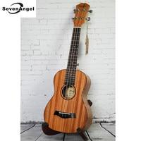 High Quality Ukulele 4 String Hawaiian Guitar 23 26 Inch Veneer Ukulele Chibson Acoustic Guitar Rosewood