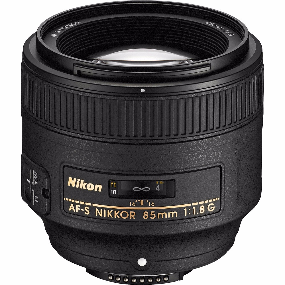New Nikon AF-S NIKKOR 85mm f/1.8G Lens объектив nikon af s nikkor 85mm 1 4g