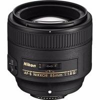 New Nikon AF S NIKKOR 85mm f/1.8G Lens