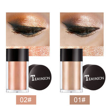 Get more info on the 1PC Glitter Shimmering Hot Fashion Makeup Eyeshadow Soft Shine Bright Colors Eyeshadow Metallic Eye Cosmetic For All Skin  G515