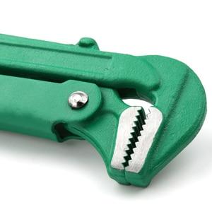 """Image 3 - Chave universal resistente de tubulação, tipo gancho de 3/4 """"/1""""/1.5 """"/2"""" alicate de chave inglesa ajustável, ferramentas manuais de encanamento"""