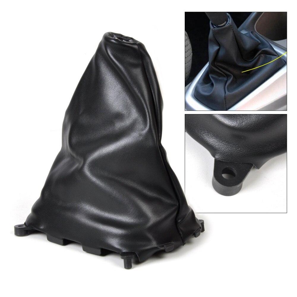 Beler pour Mazda Protege 323 1998 1999 2000 2001 2002 2003 1 Pc Nouveau Noir de Haute Qualité PU En Cuir De Vitesse Boot Soufflet Cover