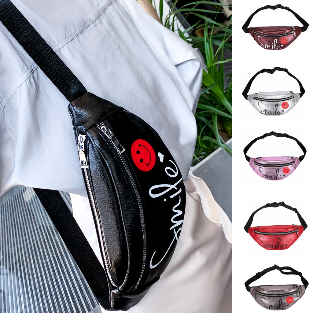 Waist Fanny Pack Bag 2019 HOT Women Bag Men's And Women's Simple Fashion Sport Fitness Waist Packs Waist Bag поясная сумka