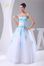 Jeanne Love New Arrival Wedding Dresses 2017 Tulle A Line Sweetheart Colourful Lace Robe De Mariage Vestido Novia JLOV75926