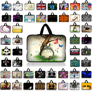 Image 1 - 9.7 10 12 13 15 17 inch laptop bag tablet sleeve cases  PC handbag 13.3 15.6 11 14 inch computer notebook cover For ASUS Acer HP