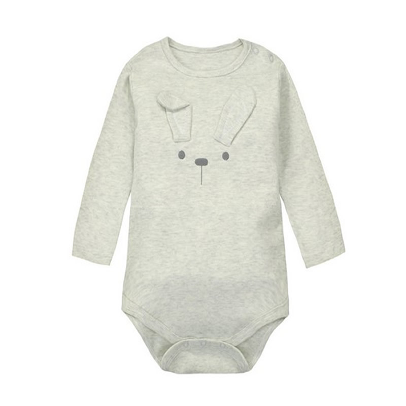 100% cotton Baby rompers fashion brand  long-sleeve Infant Product girl jumpsuit newborn baby boy clothes autumn winter newborn infant baby boy girl cotton romper jumpsuit boys girl angel wings long sleeve rompers white gray autumn clothes outfit