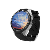 CESSBO S99C WIFI 3G Sim Card GPS Smartwatches Adultos Relógio Inteligente Homens Ultra-Luz IP68 À Prova D' Água 1.39 Polegada 450 Mah Da Bateria