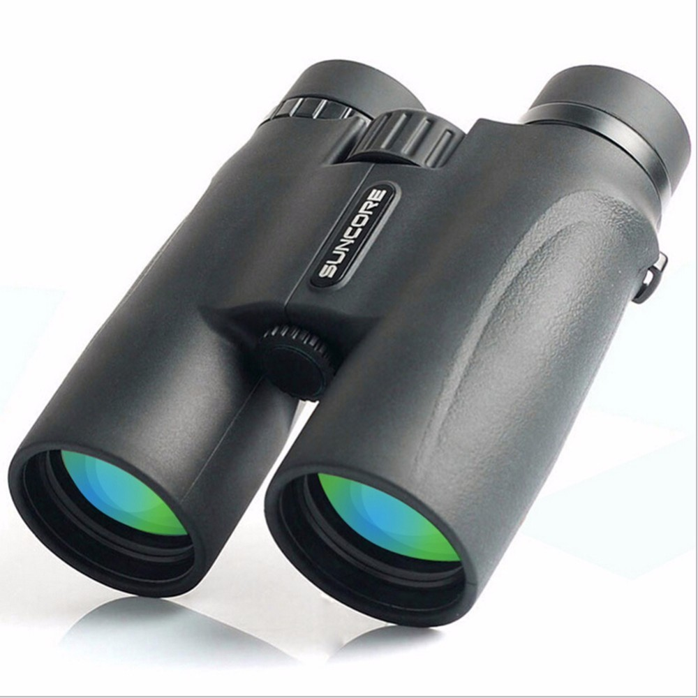 10X42 Binoculars Telescope Waterproof Telescope Professional Binoculars Hunting Optics Equipment For Camping Travel Binocular цена