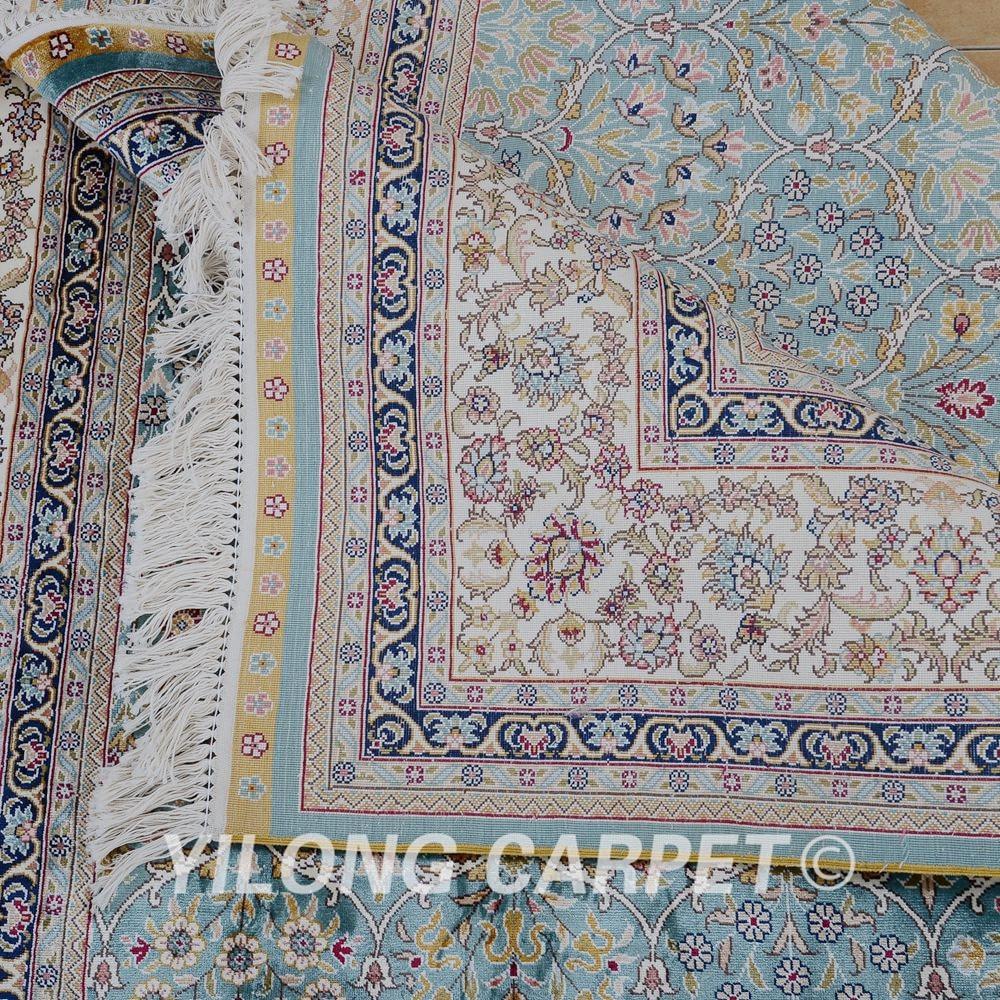 Yilong 5,5'x8 'Hereke preproga pravokotnik modna turška preproga - Domači tekstil - Fotografija 6