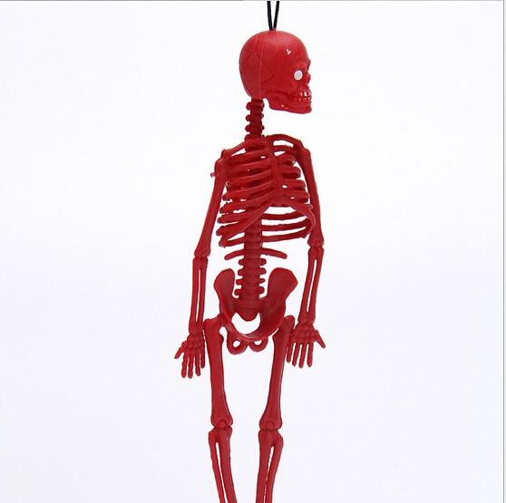 Party Zubehör Halloween Dekoration Geistentwurf Red Partei Das ...