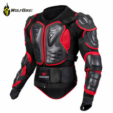 WOSAWE Cycling Armor Jacket Racing Snowboard Motorcycle Protective Body Cycle Motocross Back Chest Support Protection