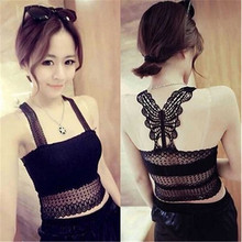 2017 girls traning bras Bow lace girls clothing students underwears
