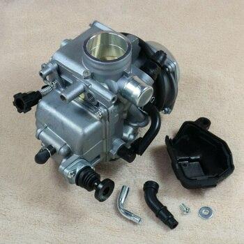 1 PC Mobil Karburator Vaporizer Kit Penutup Kursi Ulir Pengganti Aksesoris Vaporizer Bagian Cocok untuk Honda Model TRX350