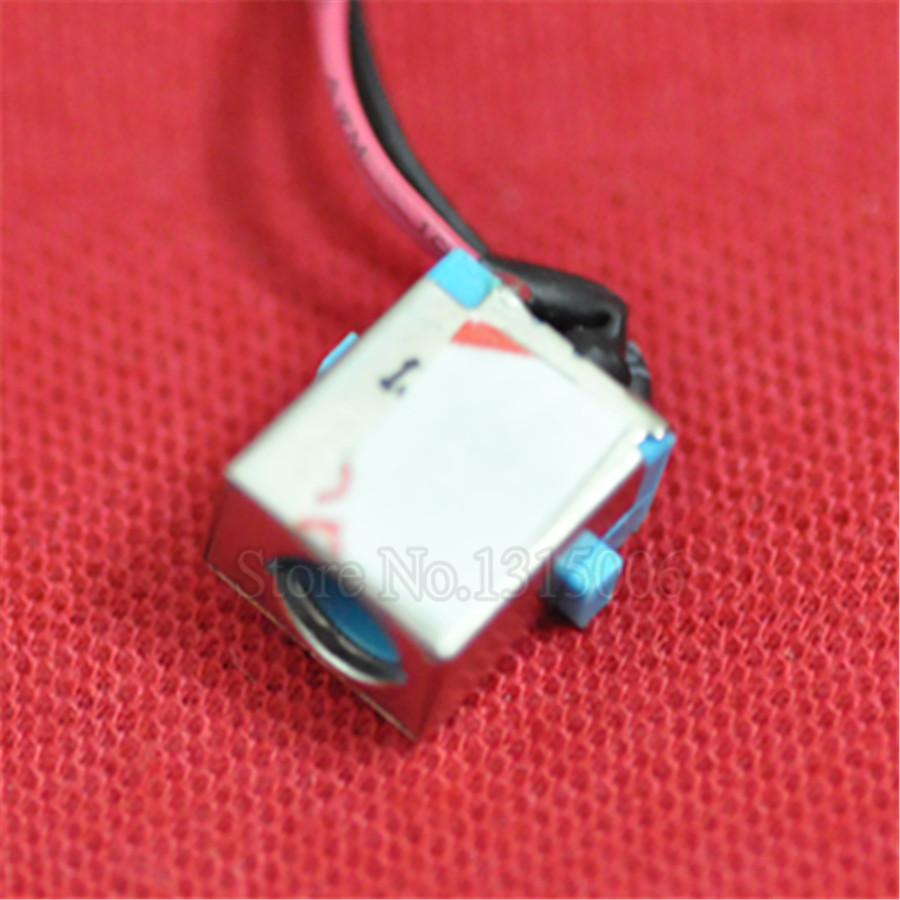 DC power jack cable harness for Acer Aspire R7 R7-571 R7-571G DC30100O200 90W