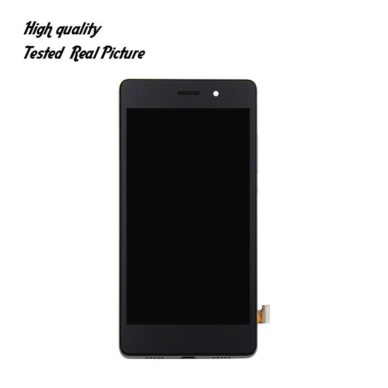 Für Huawei P8 Lite lcd Touchscreen Digitizer Lcd Anzeige Rahmen Für ...