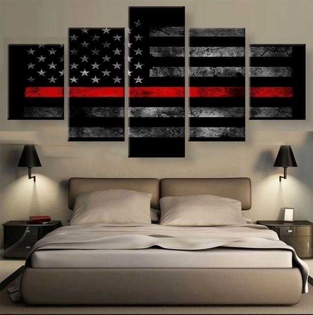 online-shop 5 panel wandbilder für wohnzimmer bild drucken malerei, Wohnzimmer