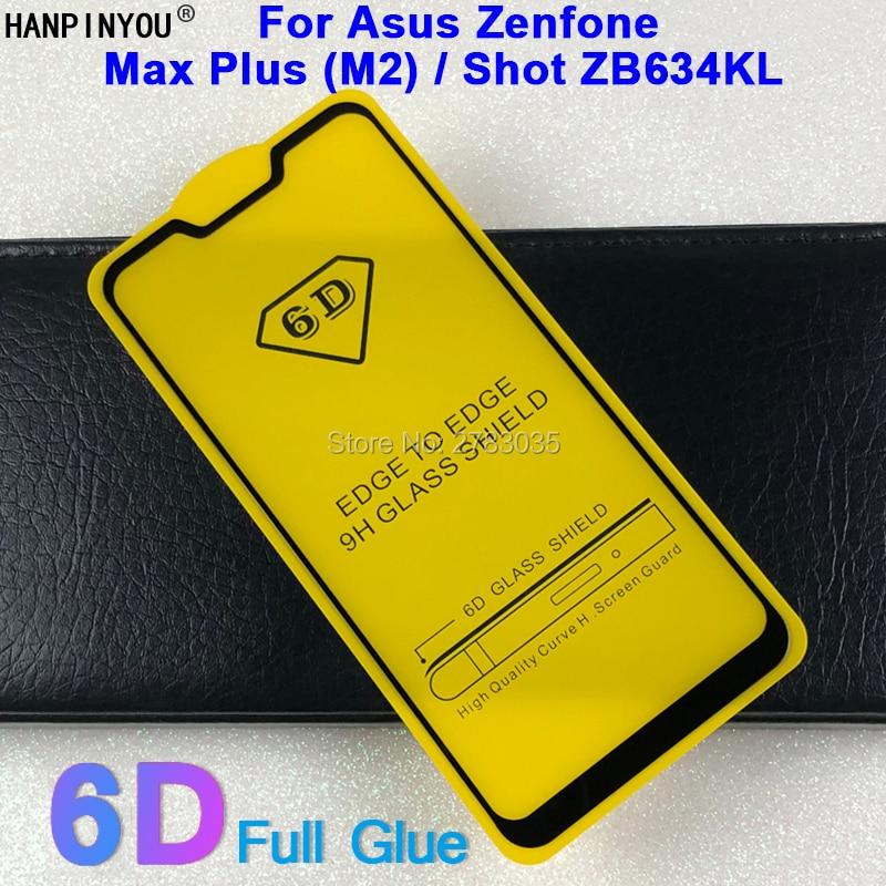 Для Asus Zenfone Max Plus (M2)/Shot ZB634KL 6,26