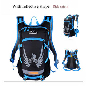 89ac72a65daa 18L Waterproof Travel Backpack Outdoor Camping Bag Cycling Unisex Outdoor  Sports
