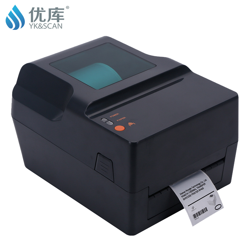 Imprimante d'étiquettes s imprimante thermique pour étiquettes 104mm largeur