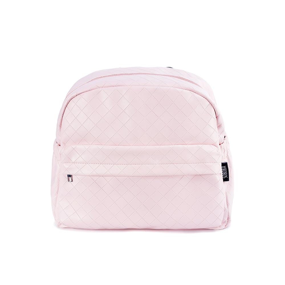 Soboba модная клетчатая розовая сумка для подгузников для мам большой емкости хорошо организованное пространство рюкзак для молодых мам для к...