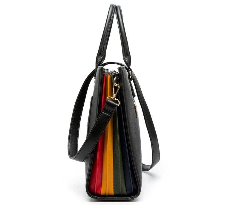 2019 nouvelle marque Kinmac PU cuir sac à main Messenger sac pour ordinateur portable 13 pouces, étui pour macbook Air, Pro 13.3