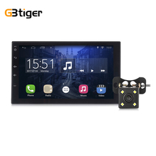 Universal 7002 Android6 0 7inch font b Car b font Multimedia Player DVD Capacitive Touch Screen