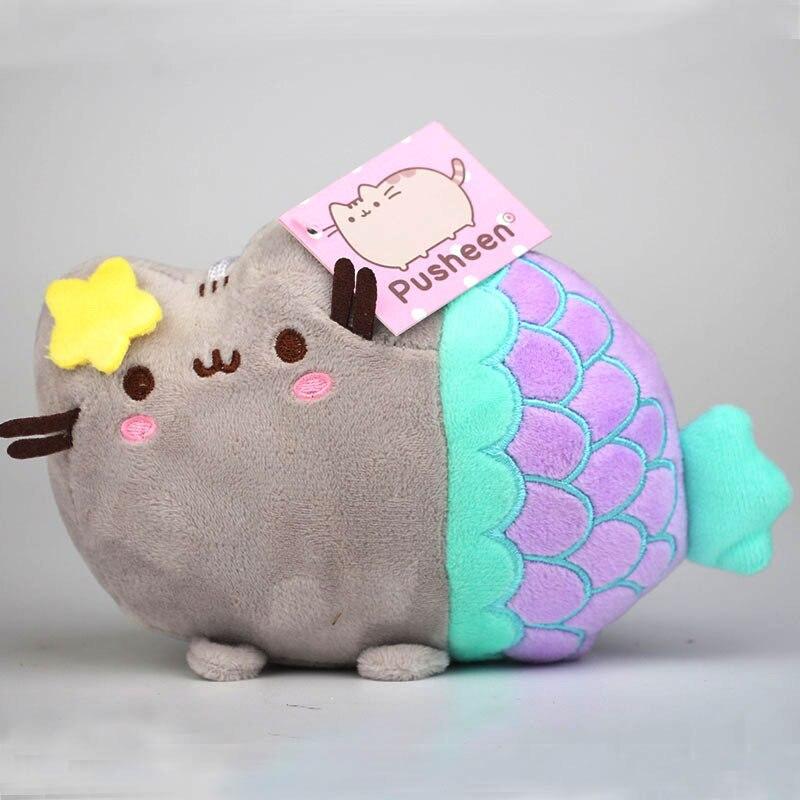 Stuffed e Plush Animais 20 cm pusheen brinquedos de Tipo de Ítem : Pusheen Cat Plush Toys