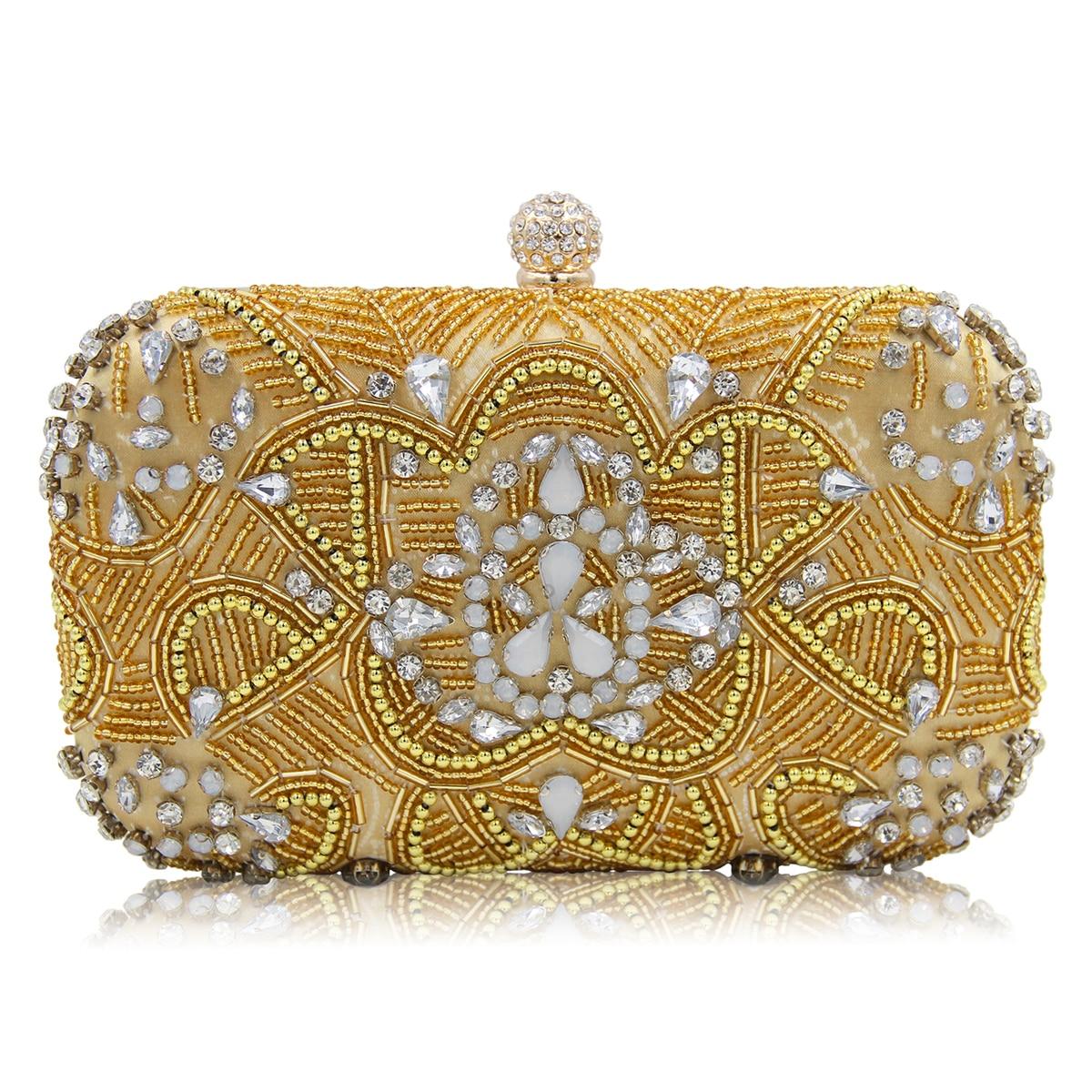 459ae65787 Mystic River New Design Beaded Clutch Women Evening Bag Ladies ...