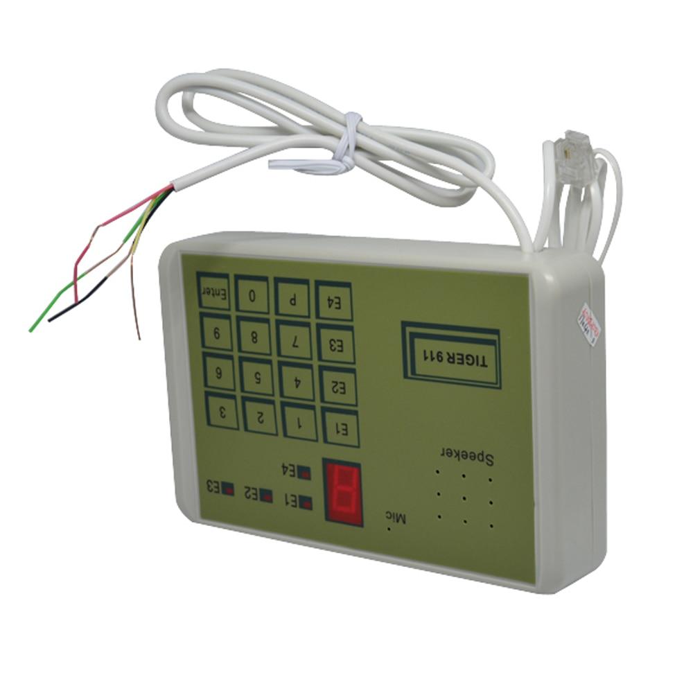 (1 ПЦС) Тигер 911 Аутоматски бројчаник - Безбедност и заштита - Фотографија 3