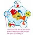 1 unid Juguetes para Niños Juguetes de Baño en el Baño de Agua Los Peces niñas Bebés Niños Juguetes para Niños de Regalos para Bebés Bebe juguetes nueva