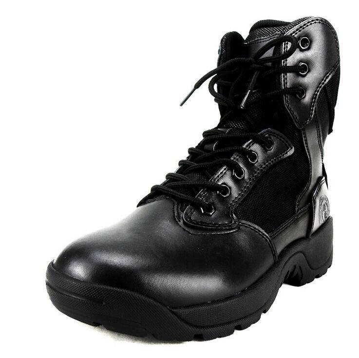 más de moda nuevo estilo más vendido Delta Botas Táticas Deserto Militar Botas SWAT Botas de ...