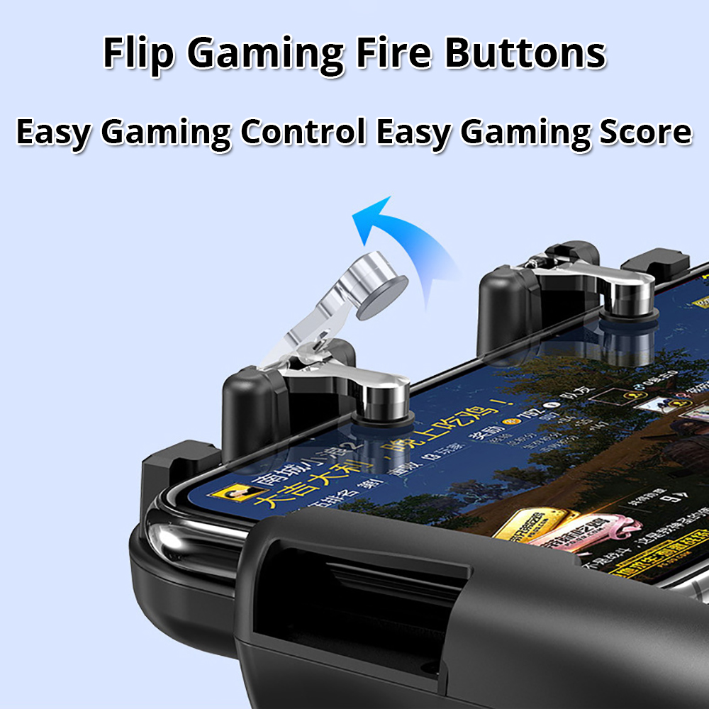 gamepad flip fire button