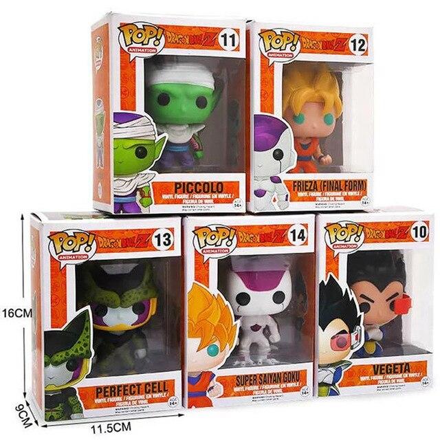 Funko POP Dragon Ball Toys (5 Types)