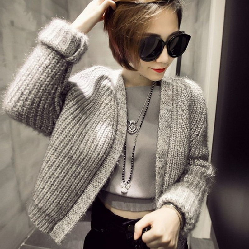 Autumn cardigan jacket sweater women christmas sweater women winter jacket Fashion sexy Big promotion sell like hot cakes