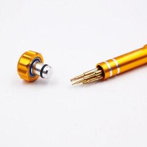 Image 5 - الأكثر مبيعاً طقم أدوات فتح وإصلاح متعدد الوظائف مكون من 20 مجموعة من مفكات براغي لهاتف آيفون وسامسونج جالاكسي